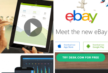 eBay and Amazon Mobile Apps: Answer Customers Faster
