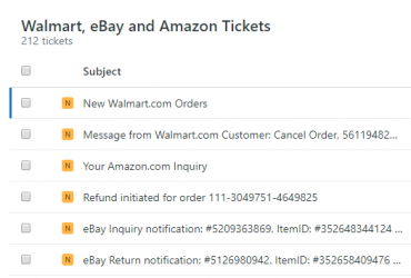 Advanced Amazon Messaging Systems