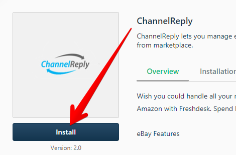 Freshdesk Integration Instructions