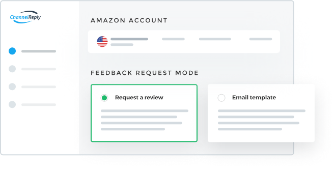 Illustration of CR Feedback's Request Mode Options