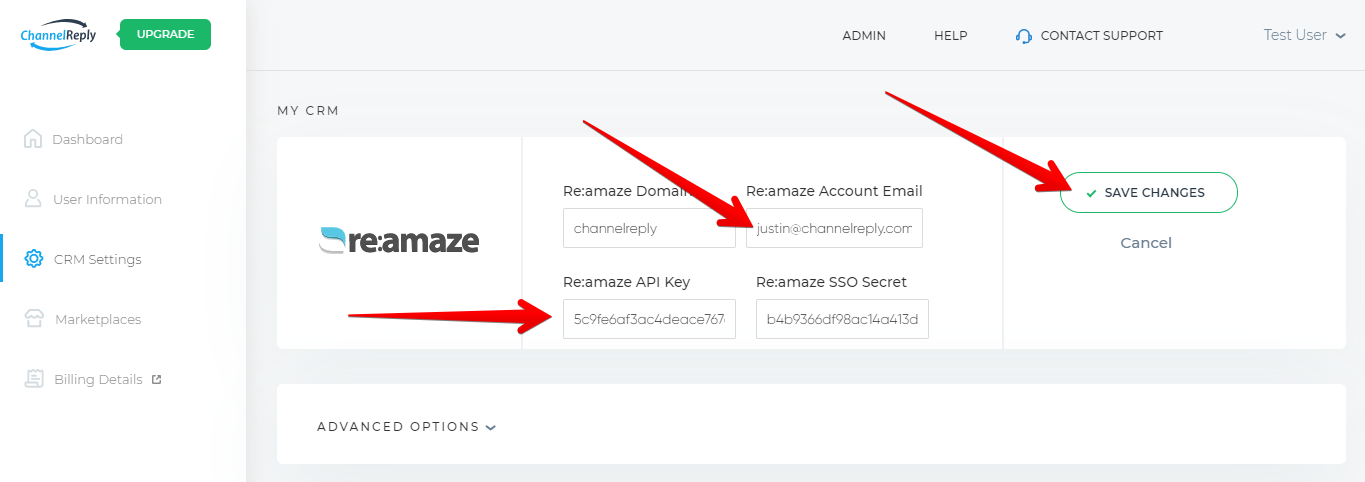 How to Change the Agent Used for Internal ChannelReply Notifications in Re:amaze