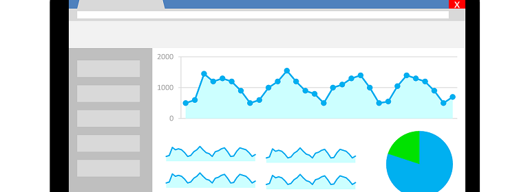 Google-Analytics-Style Interface