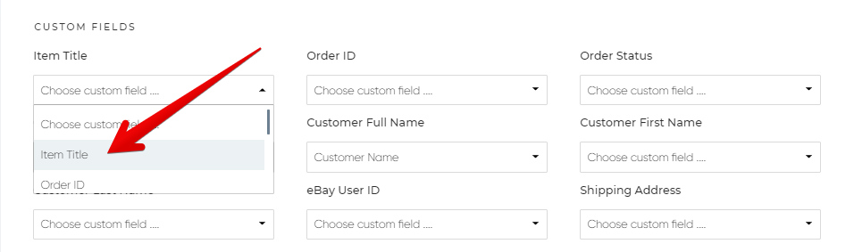 Match Custom Fields from Help Scout to ChannelReply Data