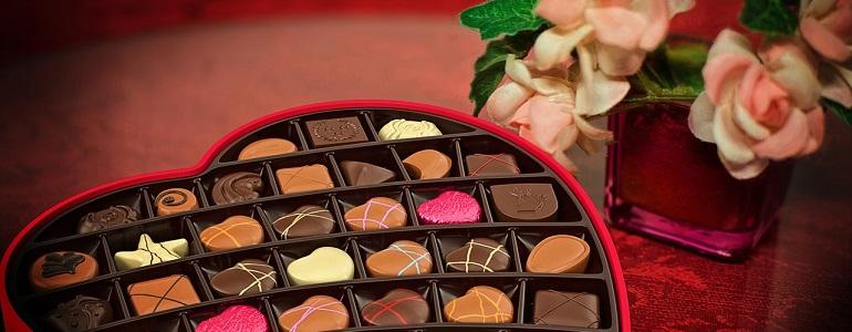 Heart-Shaped Box of Chocolates