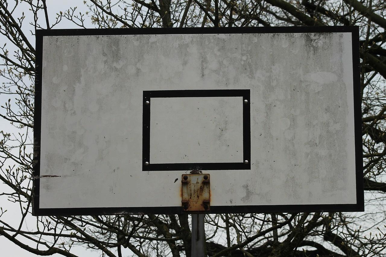 Absent Basketball Hoop