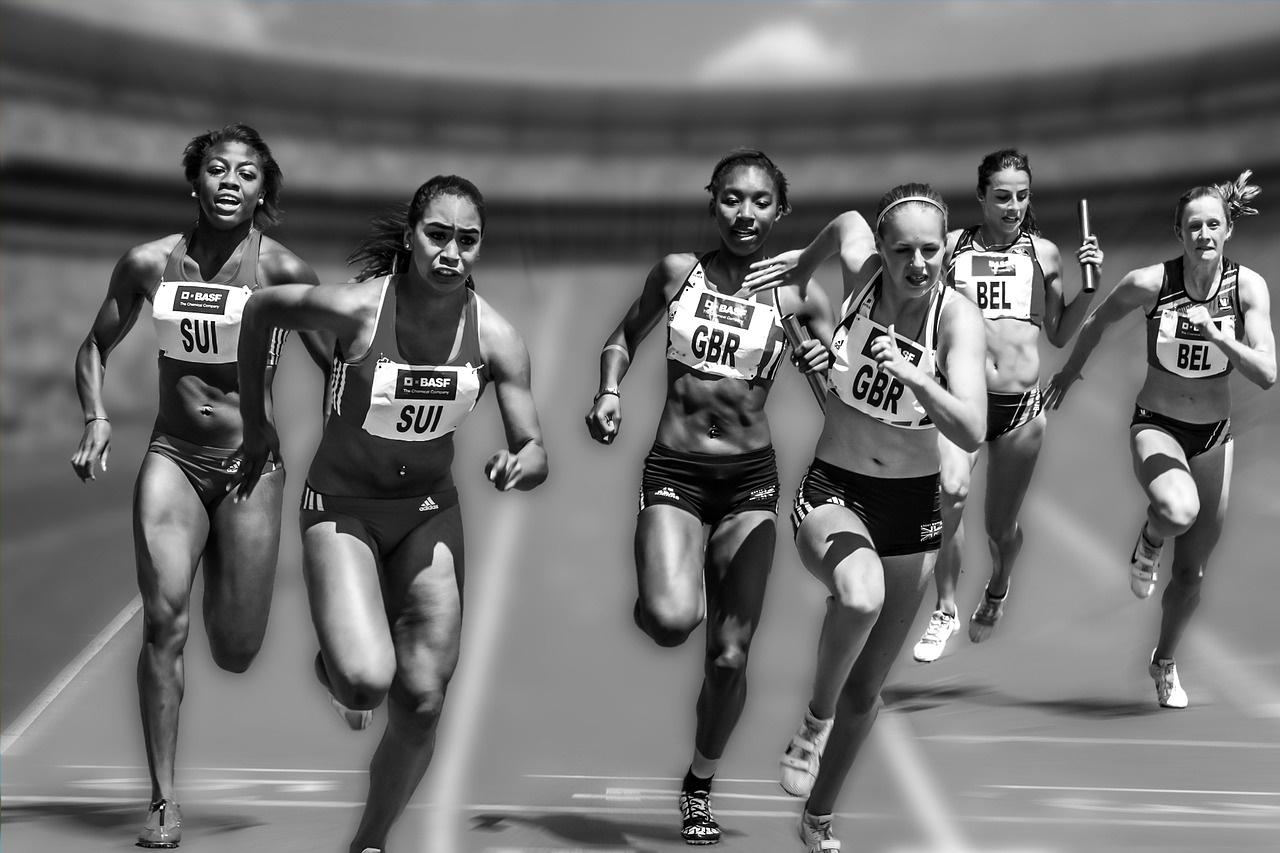 Women's Relay Race