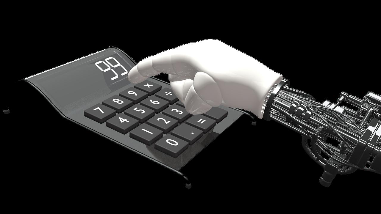 Bot Manipulating Numbers