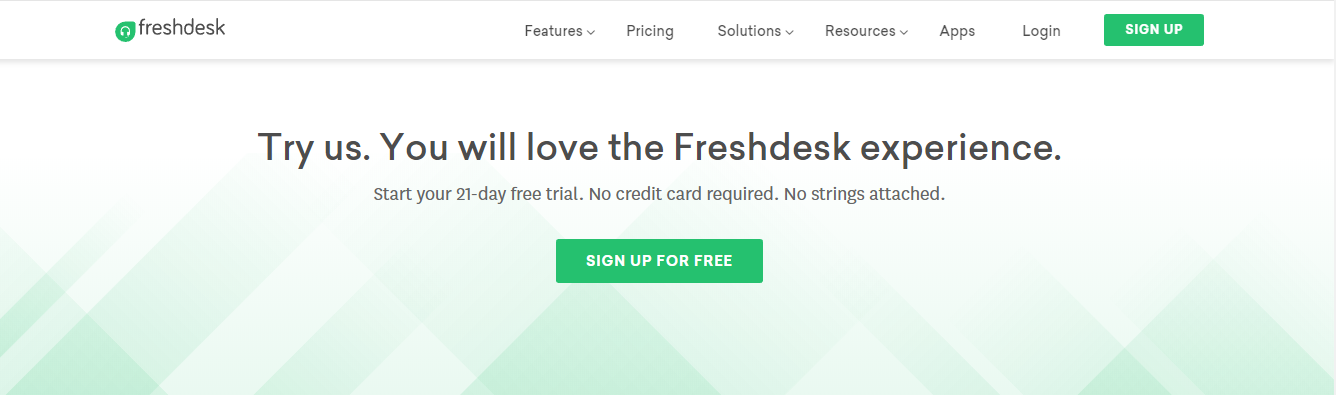 You Will Love Freshdesk