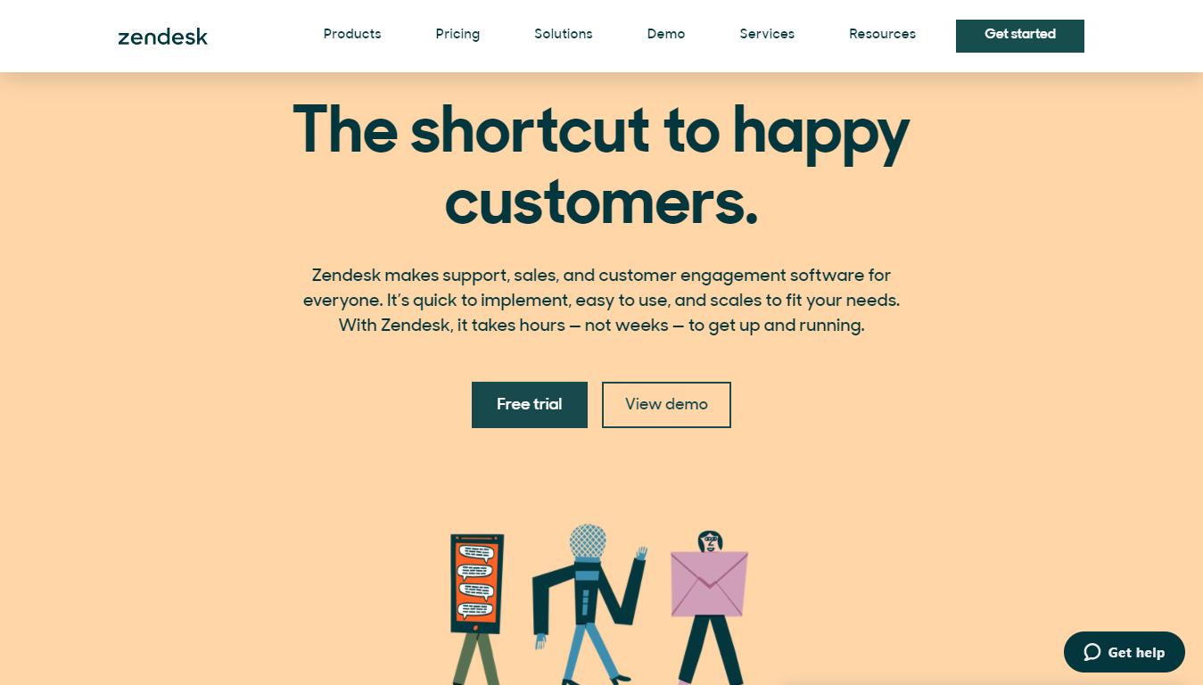 Zendesk, the Top Ecommerce Helpdesk